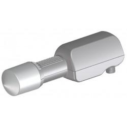 Maximum XO-R1 Universal Single Rod LNB R1 til parabol, 0,2 dB