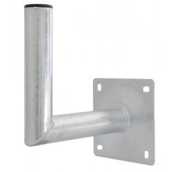 Wallmount 50 x 250 mm. steel.