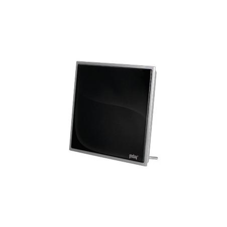 Indendørs antenne med forstærker til digital TV DVB-T/T2,DAB+