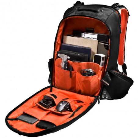 """EVERKI Beacon Laptop rygsæk (18,4"""") incl. rum til spillekonsol. Absolut topkvalitet."""