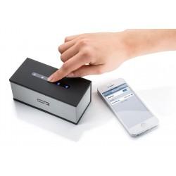 SoundBlock Bluetooth speaker with 360° acoustic field