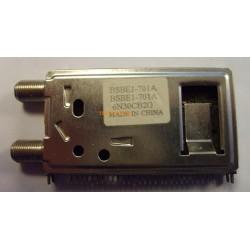 Løs tuner til Dreambox DM7020 Si - bemærk at denne tuner kun passer i Dreambox 7020 Si, ikke øvrige DM7020 udgaver. Ben skal afk