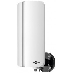 Active DVB-T2 outdoor antenna with LTE/4G filter