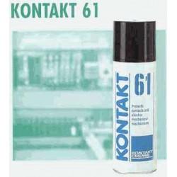 KONTAKT 61 - Rusthindrende smøremiddel til kontakter. Anvendes efter rengøring med Kontakt 60 samt Spraywash WL. Langtidsbeskytt