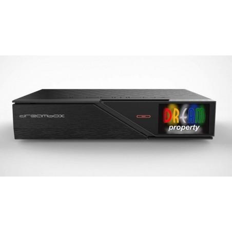 Dreambox DM900 UHD 4K E2 Kabel TV og Antenne TV Dual Tuner