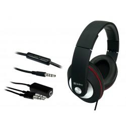 Sandberg Play'n Go Headset Black