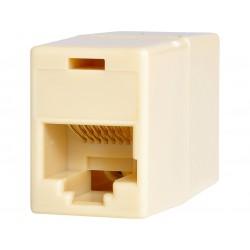 UTP connector - til hurtig samling og forlængelse af netværkskabler