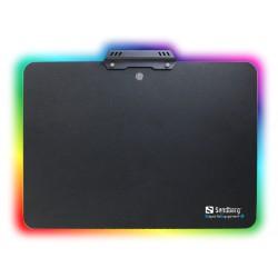 Touch RGB LED lightning mousepad