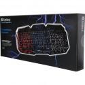 Thunderstorm Keyboard Nordic version - Det ultimative keyboard til gameren.