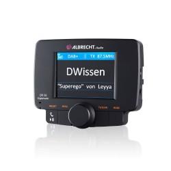 DAB/DAB + Digital radio adapter for the car, 12V / 24V., Bluetooth