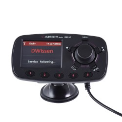 DAB+ Digital radio adapter til bilen