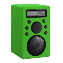 Clint F4 - Smart transportabel DAB+/FM radio med bluetooth
