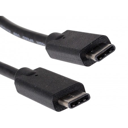 USB-C til USB-C kabel. 2 Meter USB 3.1 Gen.2.Sandberg