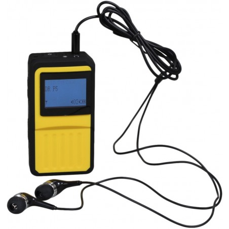 DAB+ og FM radio,lille billig transportabel radio,Clint P1 Pocketradio