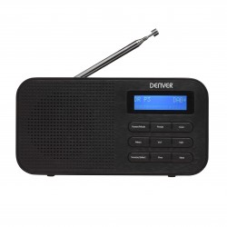 DAB+ og FM Radio DAB-42, kompakt