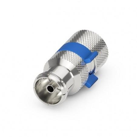 Antennestik koax hun, IEC, til 6,5-8.00 mm. antennekabel, Quick