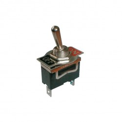 Toggle switch 250 V. 10 A, 2 Pin
