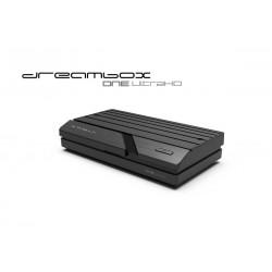 Dreambox One Ultra HD 2x DVB-S2X Multistream 4K 2160p E2 Linux Dual Wifi H.265 HEVC