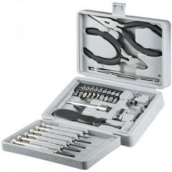 Værktøjssæt for finmekanik og elektronikarbejde, 25 dele