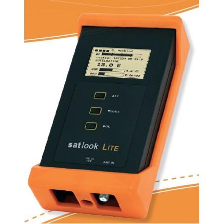 Satlook lite accu - Måleinstrument til kosteffektiv justering af parabol.