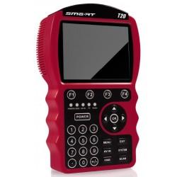 Smartmeter T20,DVB-T/T2 antennejustering.
