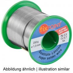 Loddetin Fixpoint 1.0 mm 250 gram Blyfri