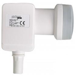 Platinum LNB 0.2 dB- Prisstærk Digital universal LNB til parabol