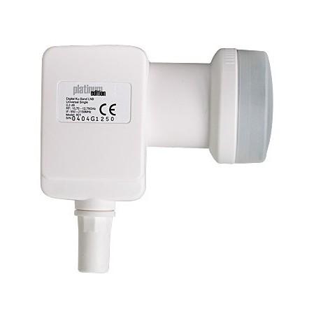 Platinum LNB - Digital universal LNB. 0.2 dB