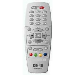 Remote for Dreambox 500 S/C/T and Dreambox 500 Plus