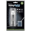Easylight C30 outdoor - LED campinglygte og lommelygte.