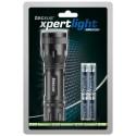 Lommelygte LED Xpertlight XPG 230 - PRO LED lommelygte, IP67 vandtæt, 230 Lumen, til erhvervsbrug.