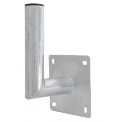 wallmount for satellite dish - steel
