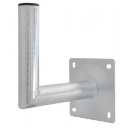 Wallmount 50 x 250 mm. steel.