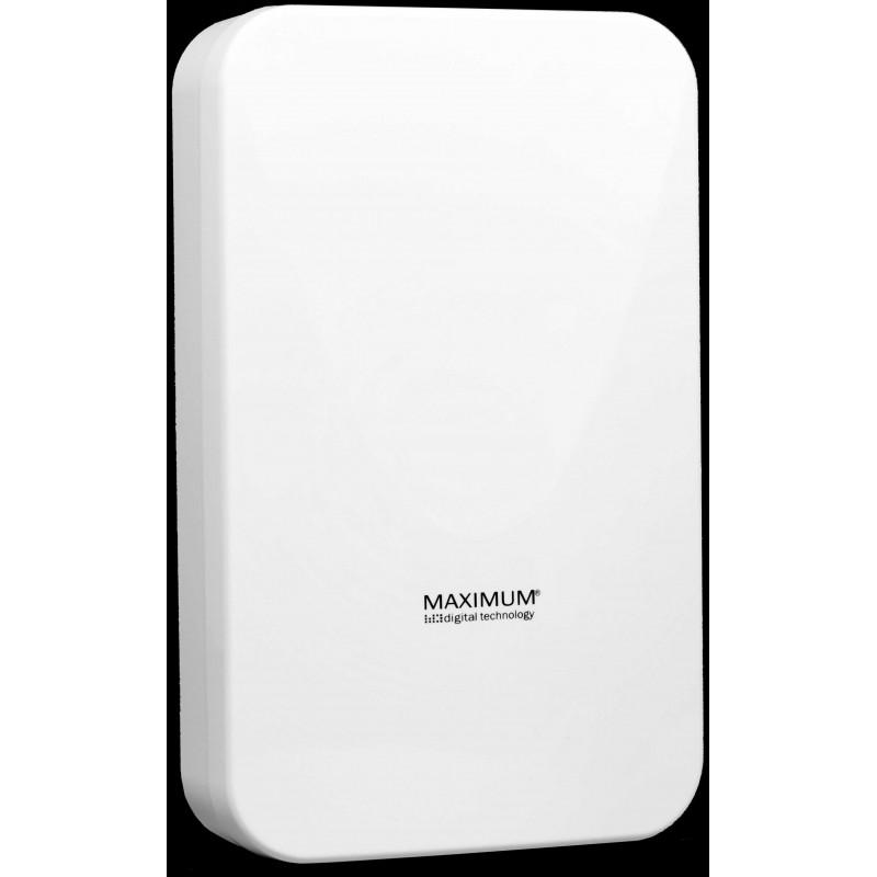 Maximum DA-8000 udendørs antenne med forstærker. DVB-T/T2,DAB,FM. Panelantenne, et godt valg til områder med dårlig dækning.