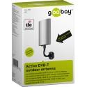 Outdoor antenna DVB-T, DAB incl. LTE/4G
