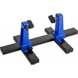 Printholder / loddestativ til elektronikarbejde, drejbar 360°