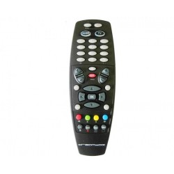 Remote control for Dreambox DM500HD,DM800HD,DM800HD-se og DM7020HD