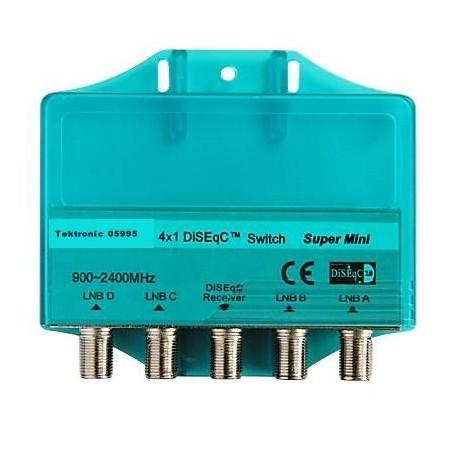 DiSEqC Switch 4-1 supermini