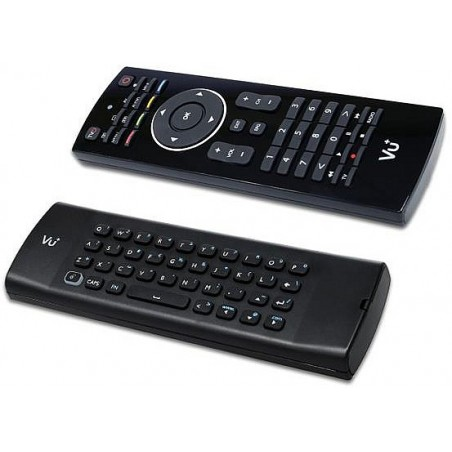 VU+ Ultimo remote, QWERTY layout