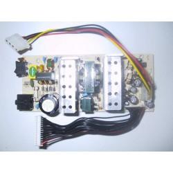 Komplet strømforsyning til Dreambox DM7025. Hurtig og nem udskiftning af strømforsyning i Dreambox 7025.