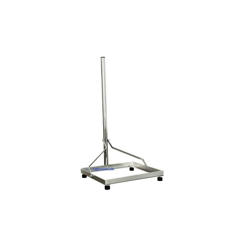 polebase ix satellite dish mount mobile. Black Bedroom Furniture Sets. Home Design Ideas