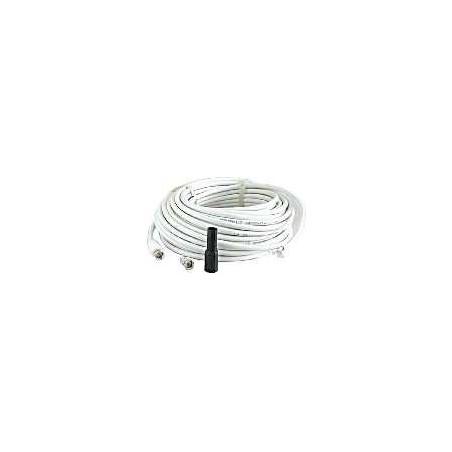 Quickfit antenne og parabol kabel 20.0 Meter