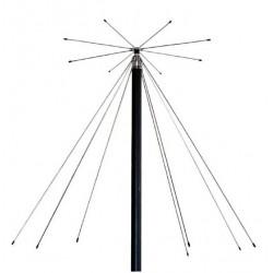 Skyband discone antenne - Bredbåndsantenne 25-1300 MHz.