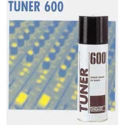 Tuner 600 - Tuner rens - radio rens. Til rensning af HF kredsløb.