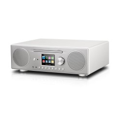 Atemio PTEC Pilatus digital radio - DAB+, FM, MP3, CD, Internetradio, Spotify, UPnP, DLNA. Stor lyd-Lækkert design.
