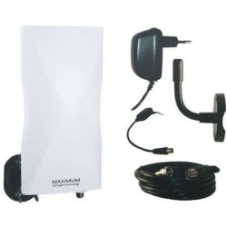 Maximum DA-6100 outdoor DVB-T/T2 antenna with LTE / 4G filter and amplifier.