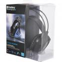 Derecho Headset med virtual 7.1 surround