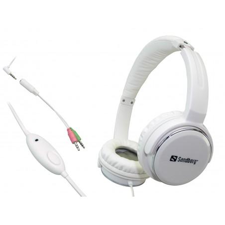 Headset Home'n Street Headset - Hvid