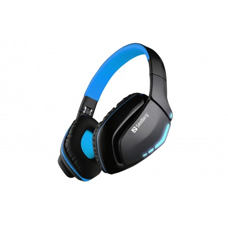 Blue Storm Wireless Headset - Bluetooth