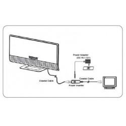 Digital stueantenne Maximum DA-1600 DVB-T DVB-T2 DAB+ LTE filter
